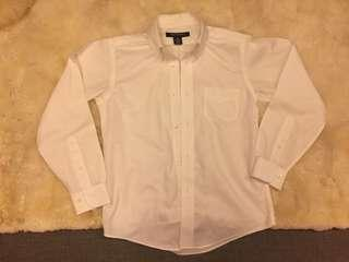 Brooks Brothers Boys Oxford Button Down Dress Shirt