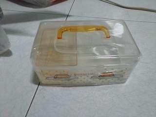 🚚 蛋黃哥收納箱