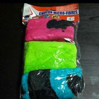 Chiffon Microfibre Cloth