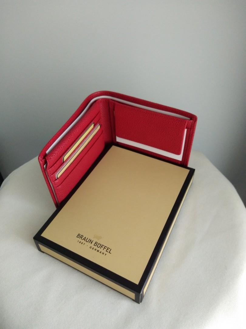 BNIB Braun Buffel Wallet