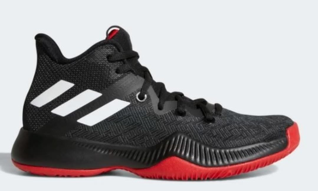 13c294f6a Adidas Mad Bounce Basketball Shoe - Size EUR 40.5