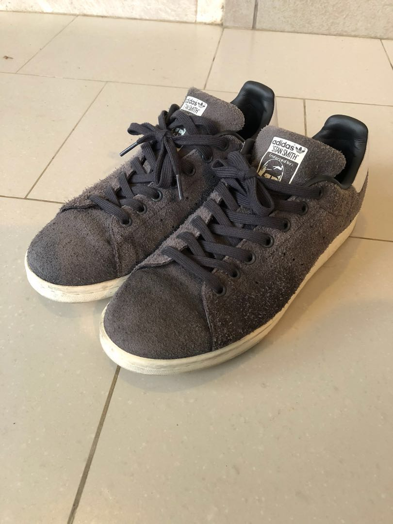 cb44743ac8887 Adidas Stan Smith suede