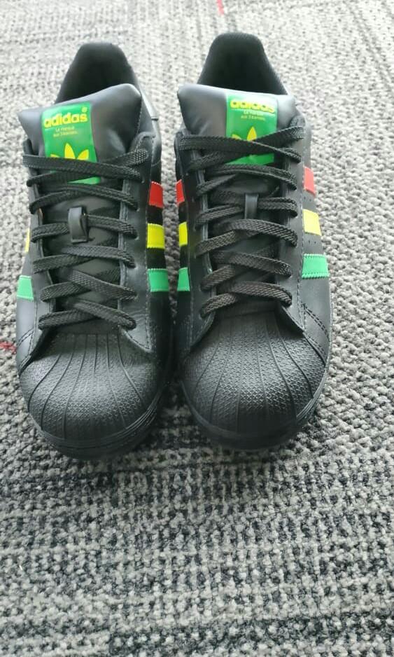Original Adidas Superstar Jamaica Stripe 2ba305fdd7