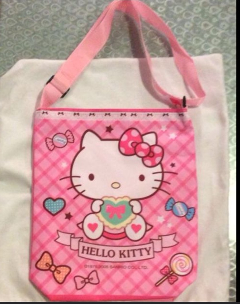 2d80fc46a70b BN Hello Kitty sling bags