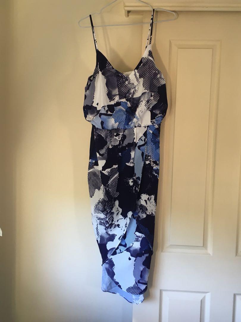 BNWT Cooper St size10 maxi dress