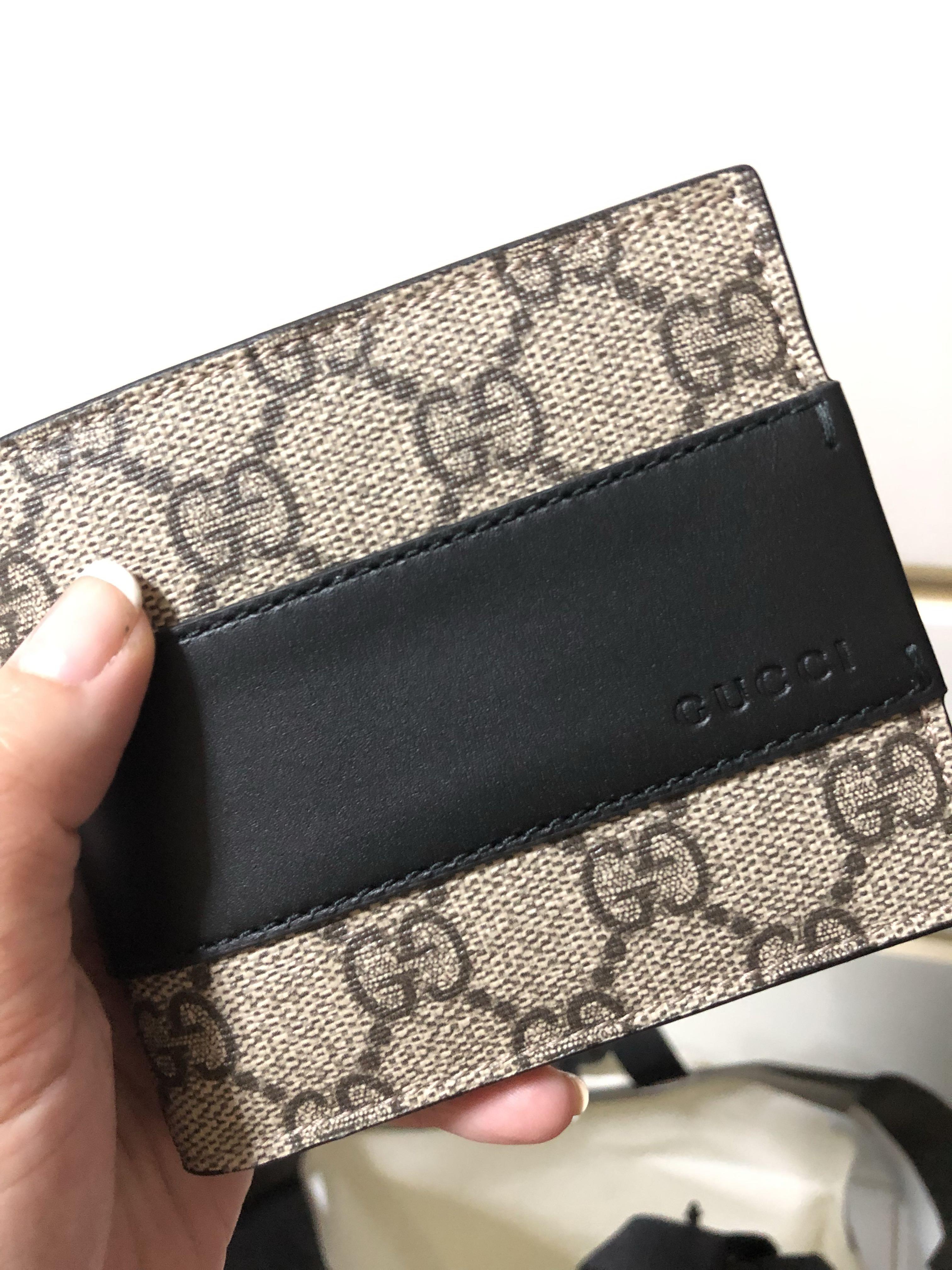 145e084b8aa Brand New Gucci Supreme wallet