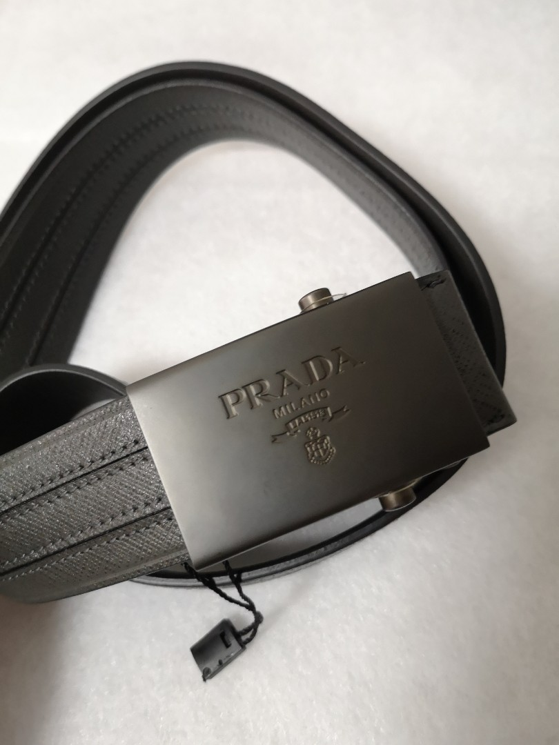 Brand New Prada Men Belt 100CM e65663028377e