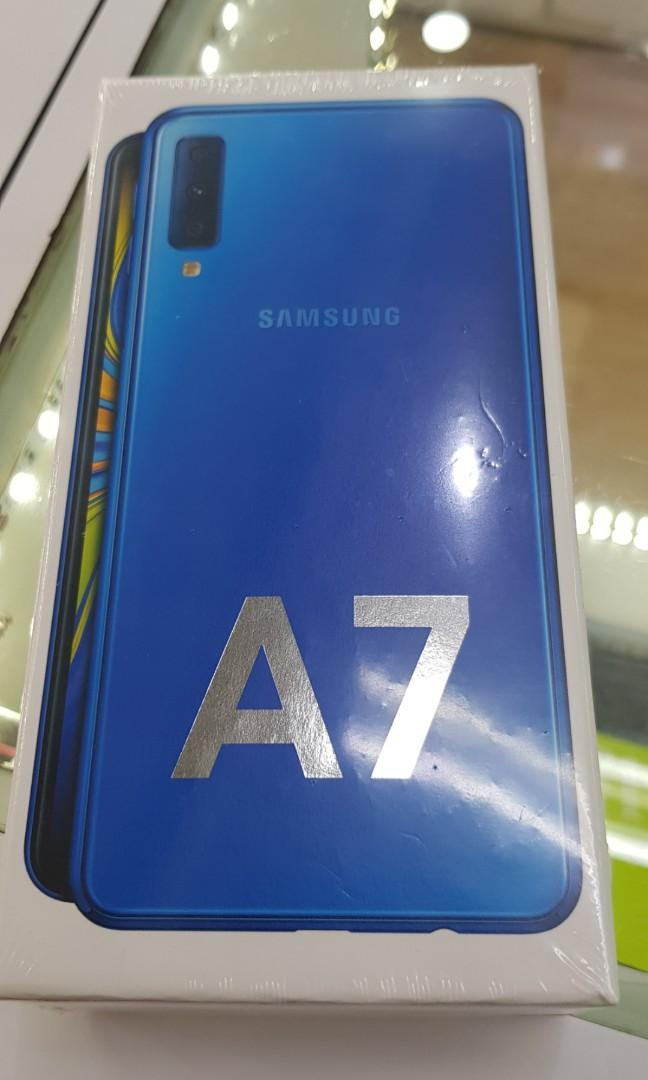 Brand new samaung a7 2018, Mobile Phones & Tablets, Android