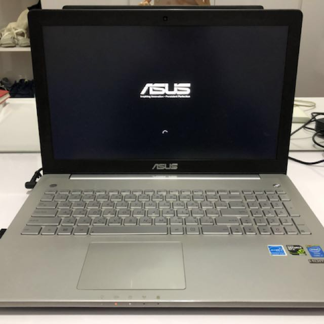 Clearance sale! Gaming laptop Asus N550JK i7-4710HQ RAM8GB