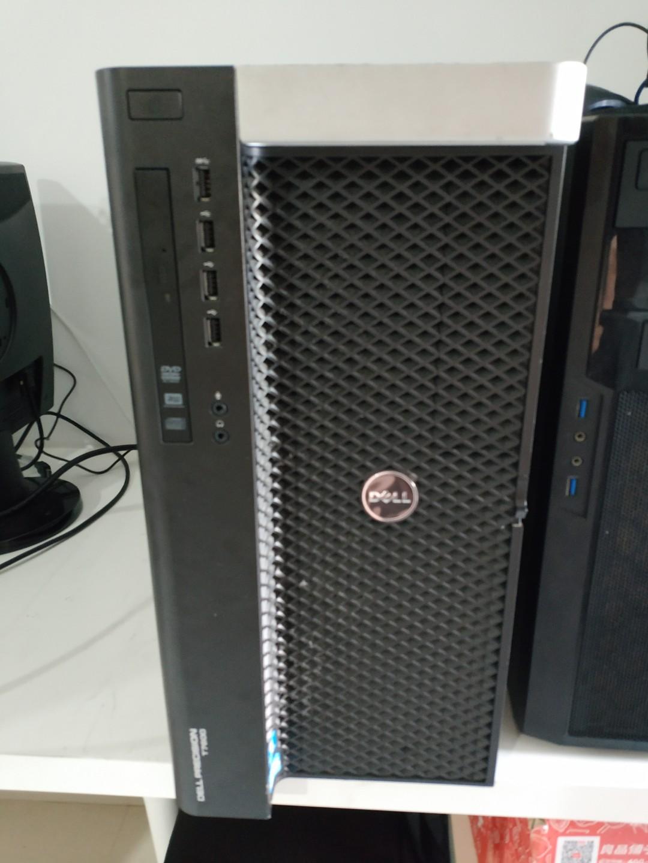 Dell Precision T7600 Windows 10