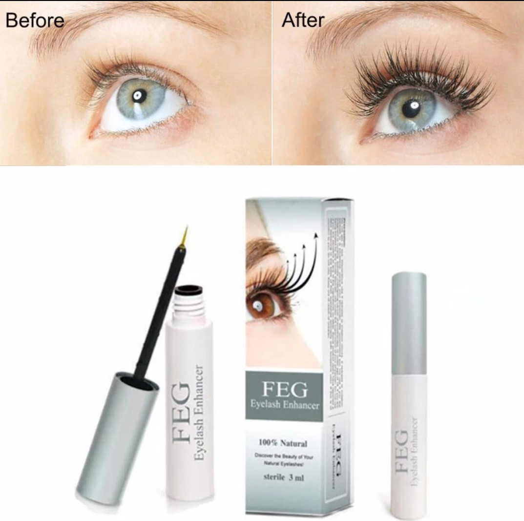 d018e6cf24a Feg Eyelash Enhancer Serum 3ml Strong Effective Growth Result Fast