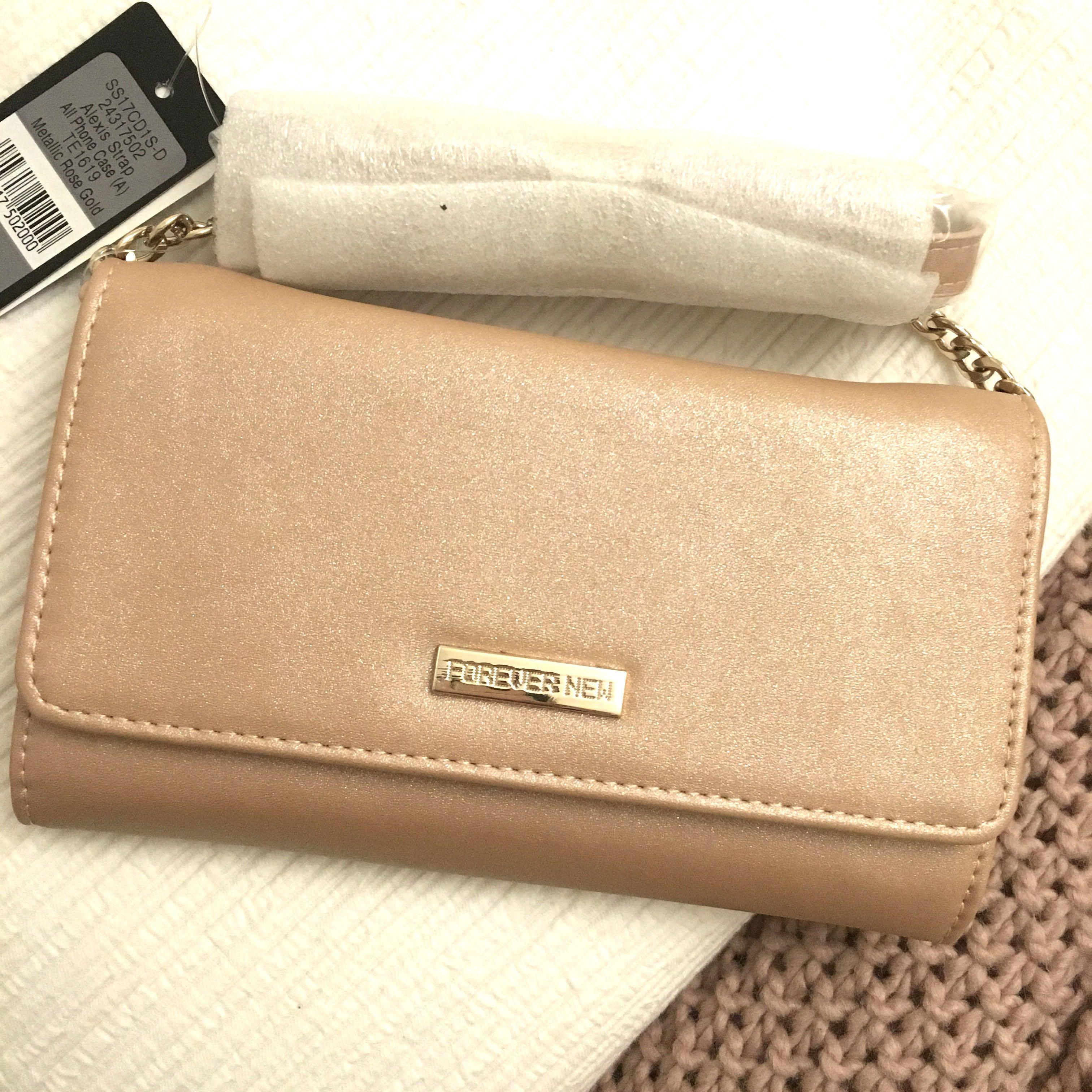 Forever New - All Phone Case / Clutch Bag - BRAND NEW