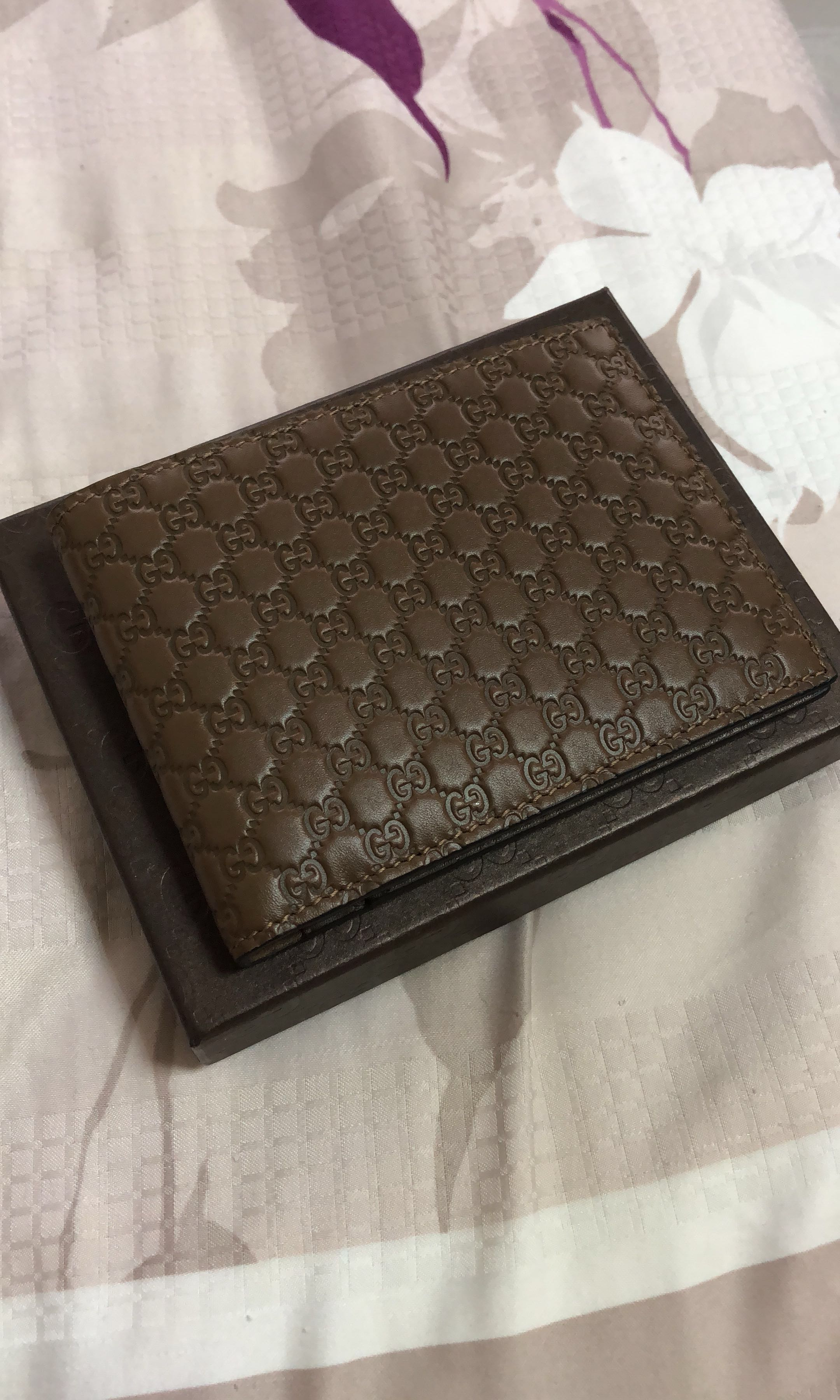 5b65f5dca0c Gucci Wallet Brown - Wallet Design