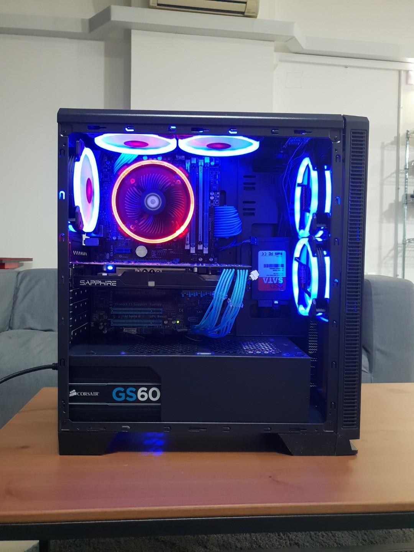 I7 Gaming Desktop