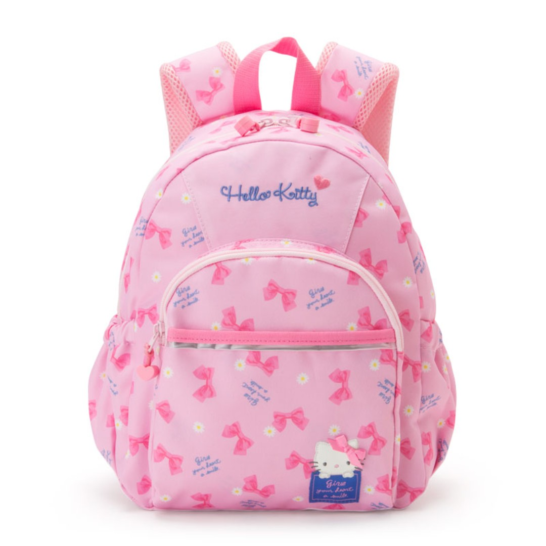 6d083b441b Japan Sanrio Hello Kitty Kids Backpack M (Ribbon)