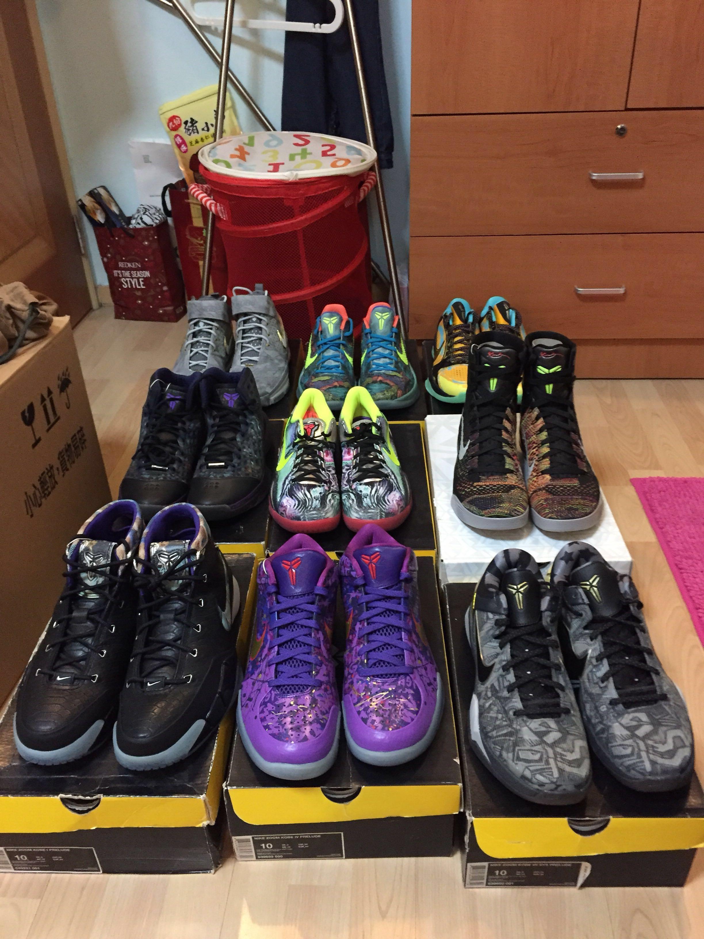 Kobe Prelude Pack, Men's Fashion