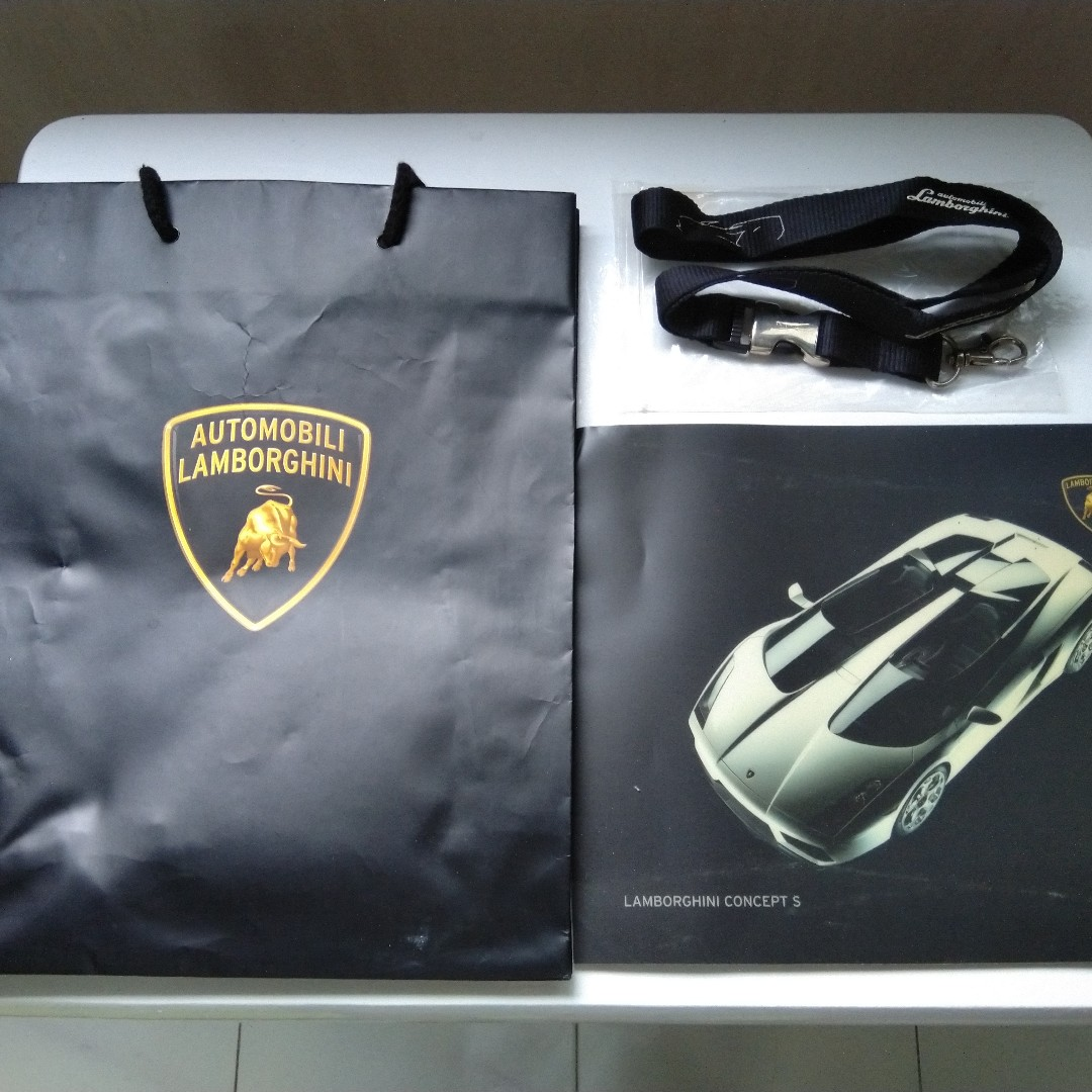 Lamborghini Accessories Vintage Collectibles Vintage