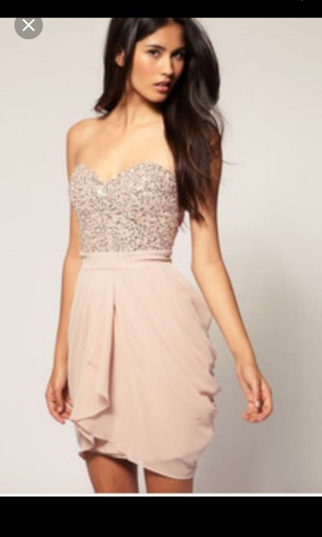 a44bd3e952 Lipsy embellished dress