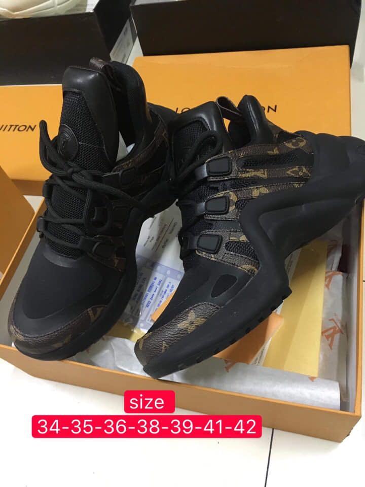 c15a7dd0c9f1 Louis vuitton shoes LV sneakers