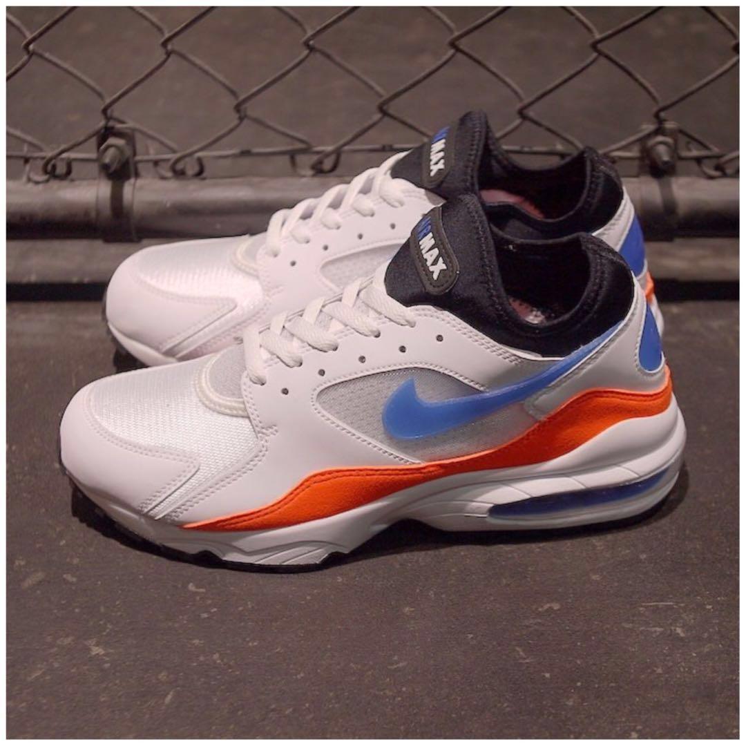 d1e8d8c5606a Men s Nike Air Max 93 Blue Nebula