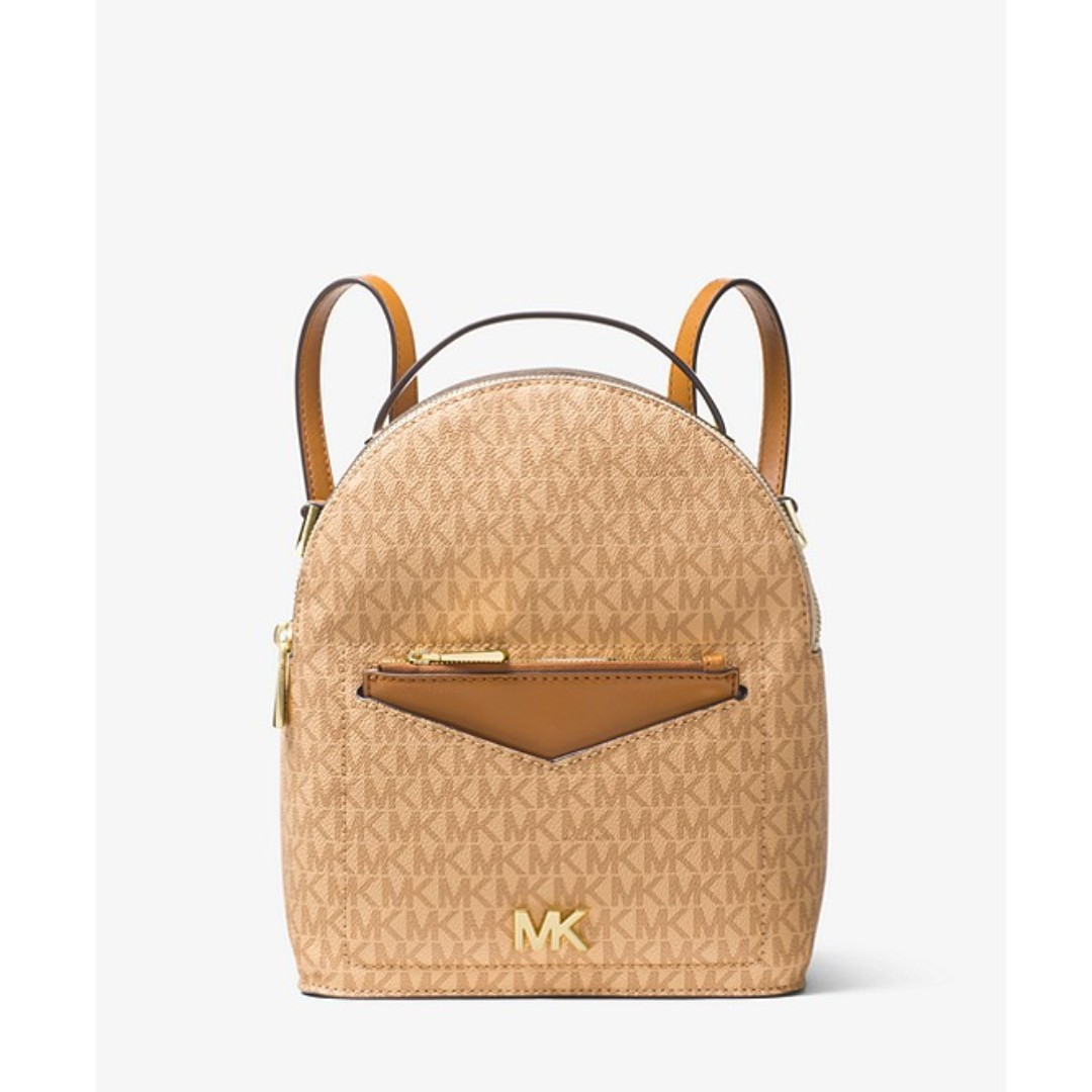28b4fb503be9 Michael Kors Jessa Small Logo Convertible Backpack
