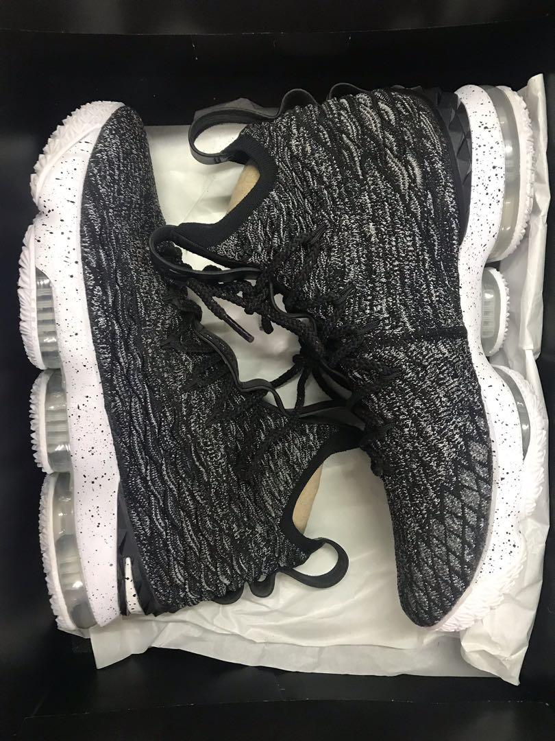 huge selection of c0d68 ad9f9 Nike LeBron 15 'Ashes' on Carousell