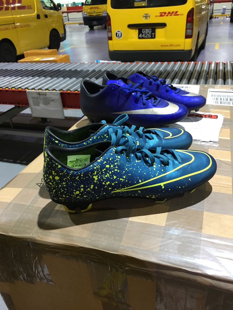 adf37d3fb Nike Soccer boots, Sports, Sports Apparel on Carousell
