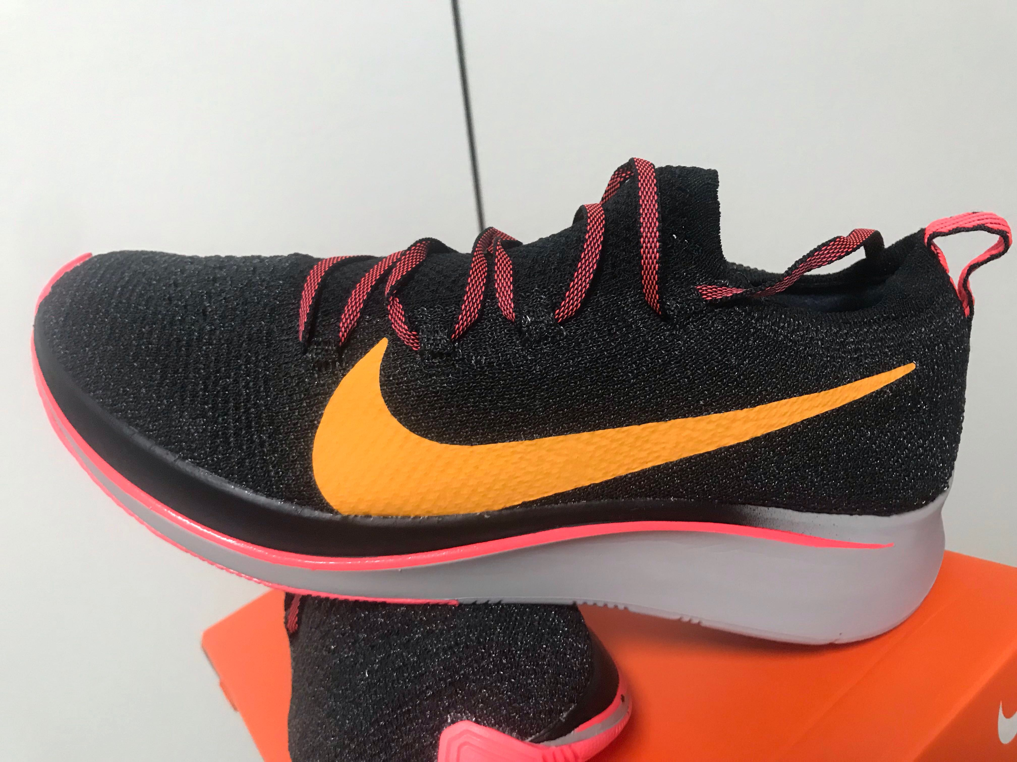 b5b23d555b723e Nike Zoom Fly Flyknit BNIB Women s US7.5 UK5 EU38.5