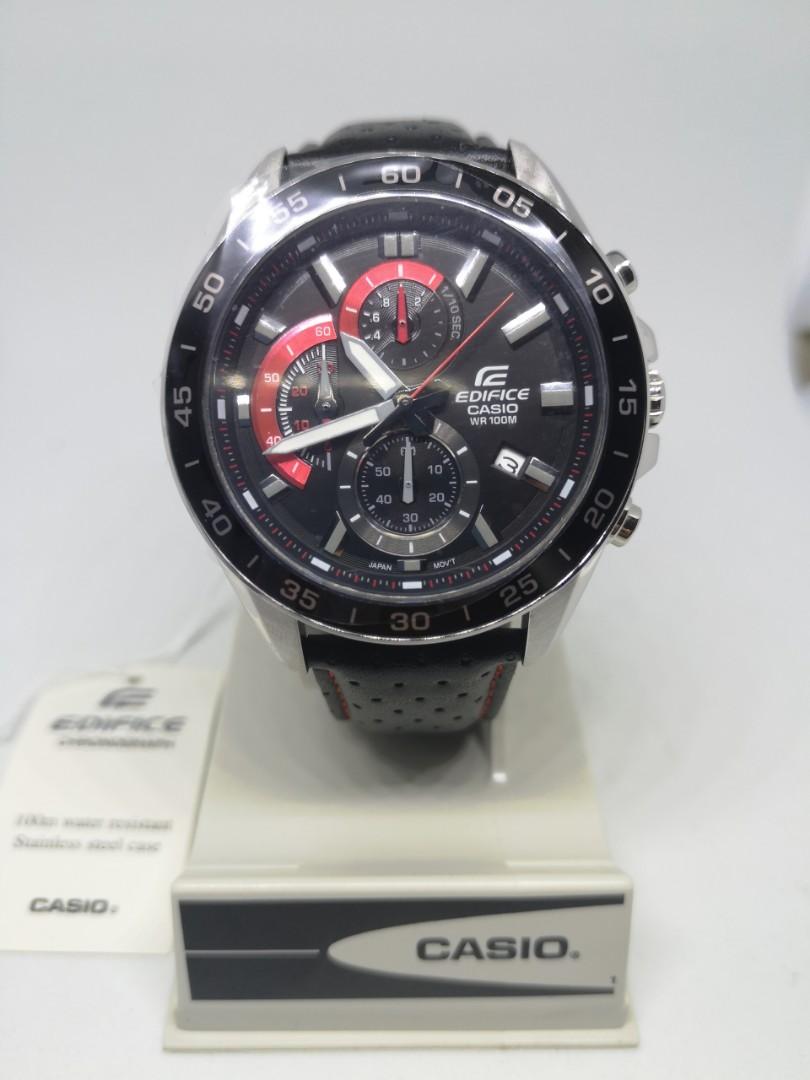 b77d212f1e90 Original Casio Edifice EFV550L-1A Mens Watch - jnc manila