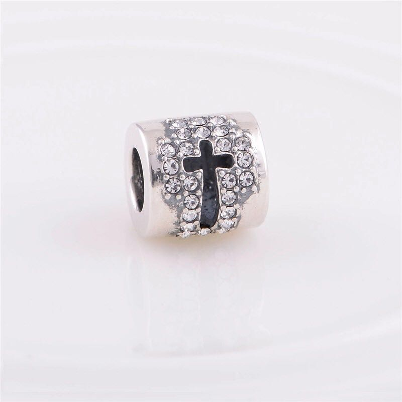 7f6774175 OUT OF STOCK) Code S155 - Jesus Cross Faith 100% 925 Sterling Silver ...