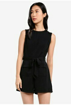 83c7f8877ef Playsuit with Utility Pockets