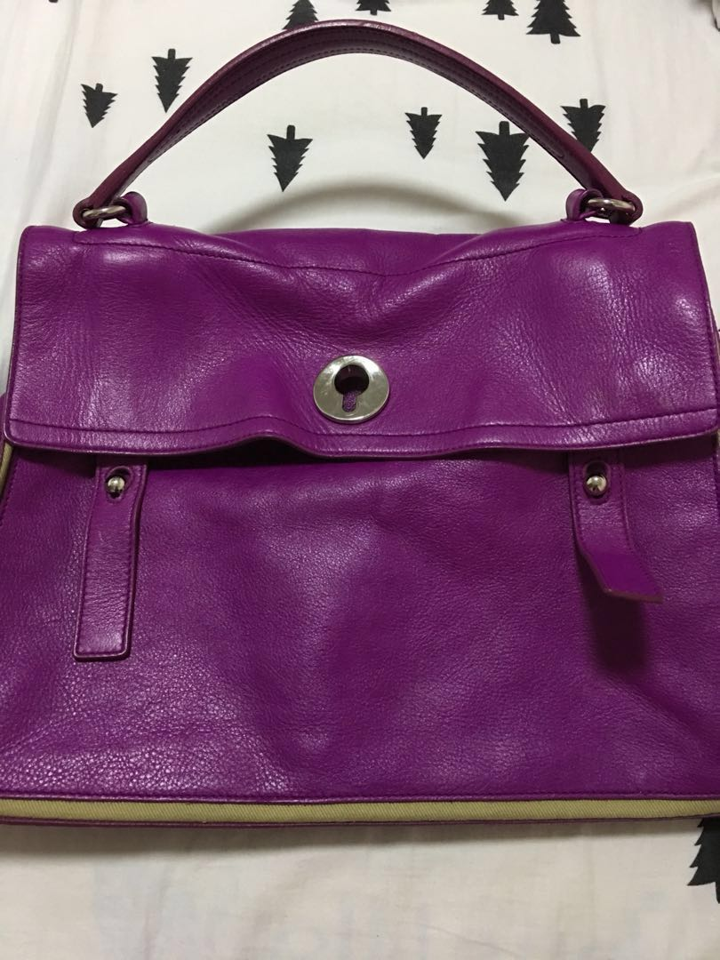 c00741fba12 Preloved authentic YSL muse 2 SHW medium size, Women's Fashion, Bags ...