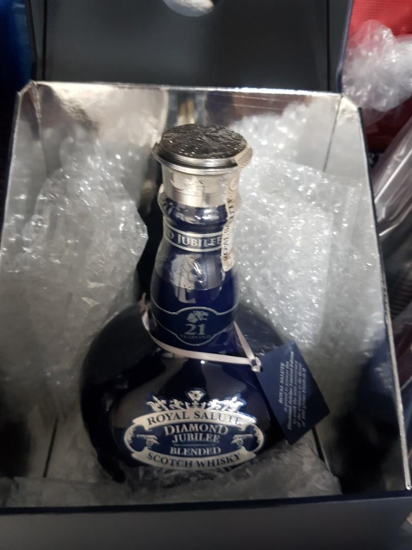 Royal Salute Diamond Jubilee 700ml Limited Editio