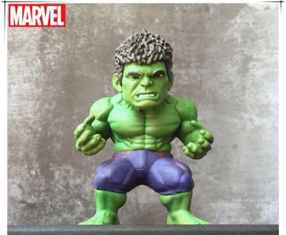 Tremendous The Incredible Hulk Figurine Birthday Cake Topper Decoration Toys Personalised Birthday Cards Veneteletsinfo