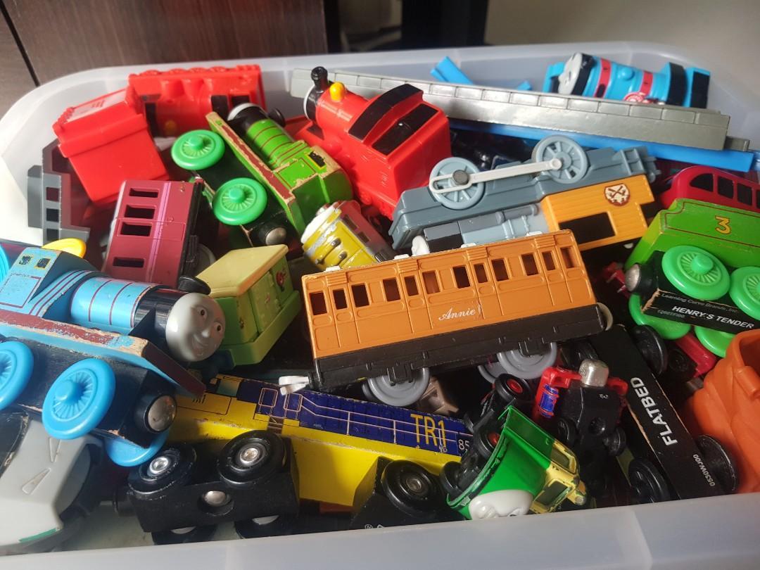 Thomas & Friends Toys Trains & Tracks