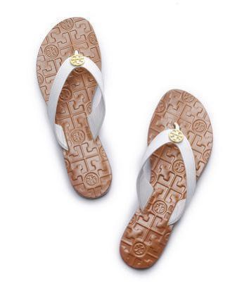 785fe82be3892a Tory Burch Thora Sandals Size 7.5 (Euro 38)