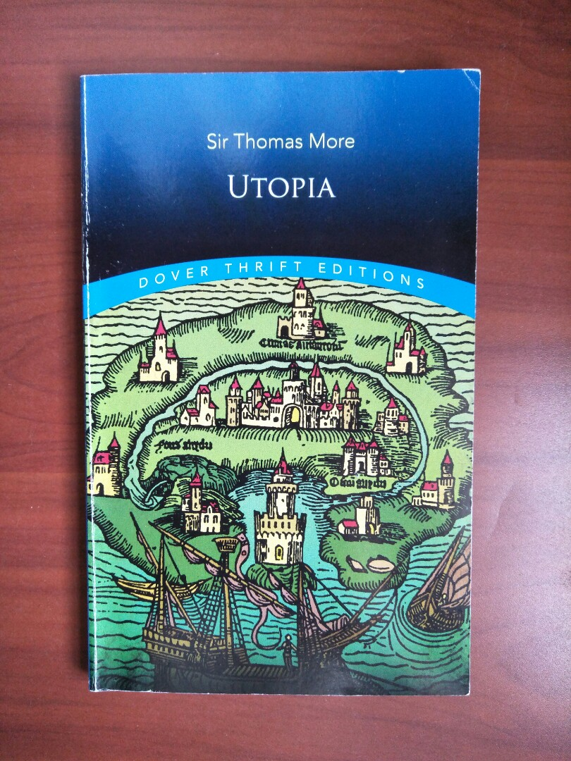 utopia dover thrift editions
