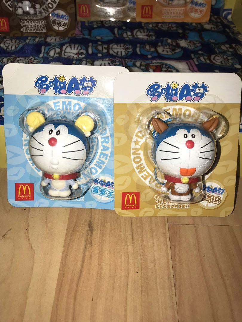 Zodiac Doraemon Mac Collectible