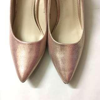 [FREE📮] Pink Glitter Heels