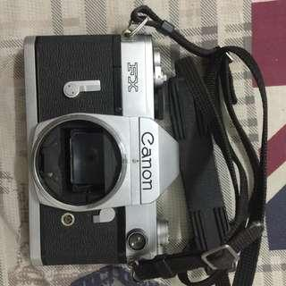 canon fx analog camera