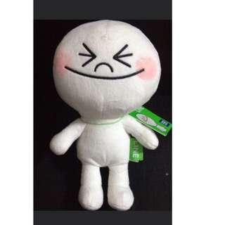 SALES! LINE moon soft toy/pushie Christmas Gift