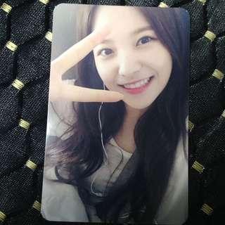 [OFFICIAL PC] Red Velvet - The Red (Yeri Photocard)
