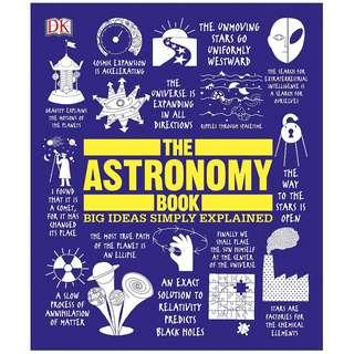 🚚 The Astronomy Book: Big Ideas Simply Explained