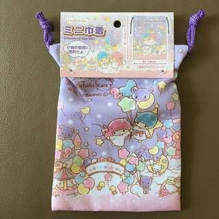 Sanrio Little Twin Stars 小索袋(購自日本)