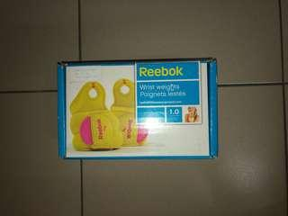 Reebok wrist weight