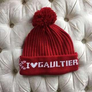 Jean Paul Gaultier authentic beanie brand new