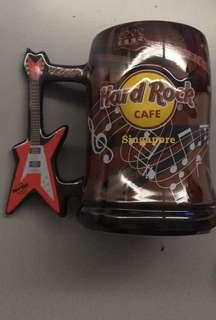 WTS Brand New Hard Rock Cafe V Guitar Handle Mug