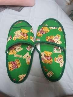 【新】泰迪熊孩童室內拖鞋