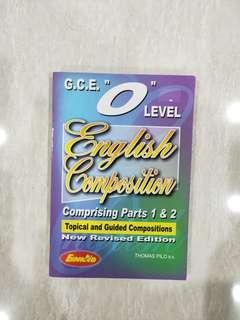 O Level English Composition