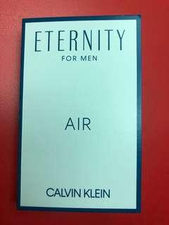 Calvin Klein Eternity Air for men 1.2ml
